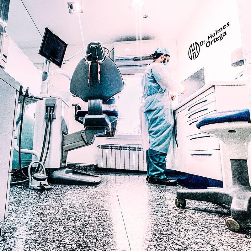 clinica dental dr holmes ortega